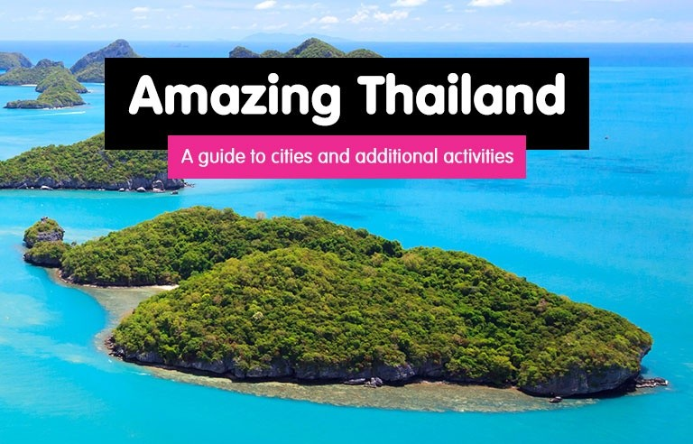 Amazing Thailand Guidebook