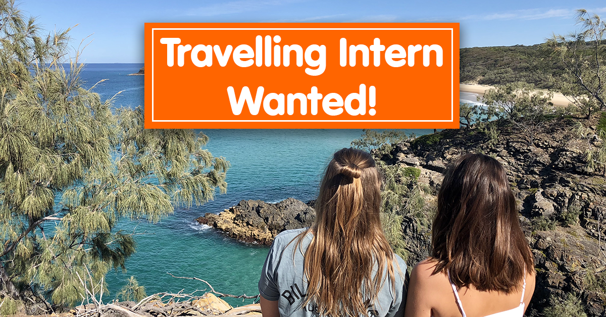 Become our east coast travelling intern
