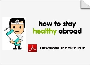 How to stay healthy abroad on your Gap Year